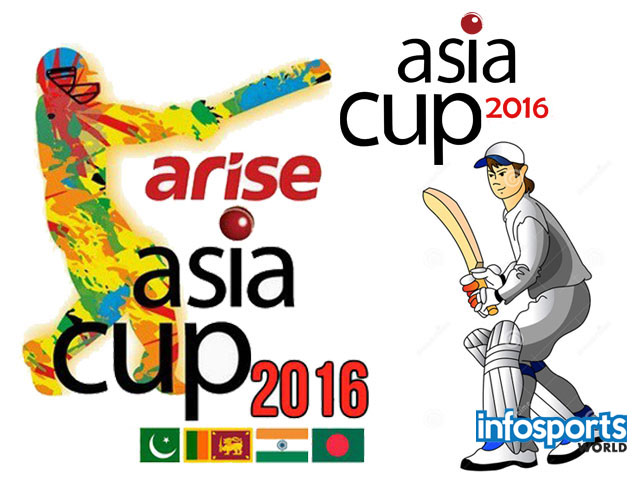 Asia Cup T20 2016 LOGO