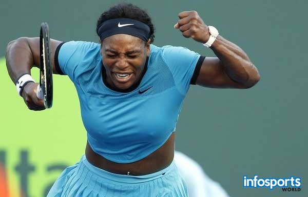 Serena-Williams-won-her-750th-match-and-step-to-ninth-Miami-title