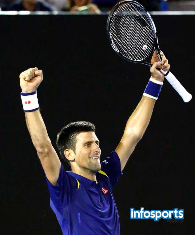 ATP rankings Novak Djokovic Record-breaking