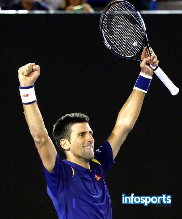 ATP rankings Novak Djokovic Record-breaking