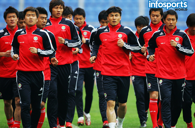 China aims to become football super power 'by the year 2050'
