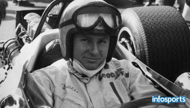 Bruce McLaren Formula 1 player
