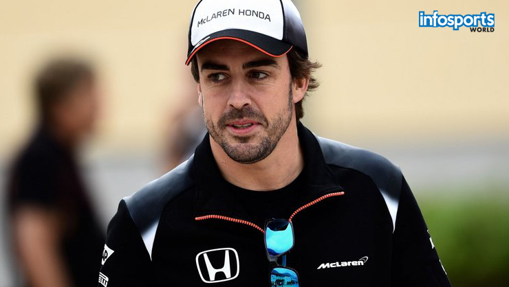 Fernando Alonso Formula 1 player