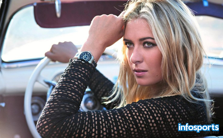 Maria Sharapova HD images 2016