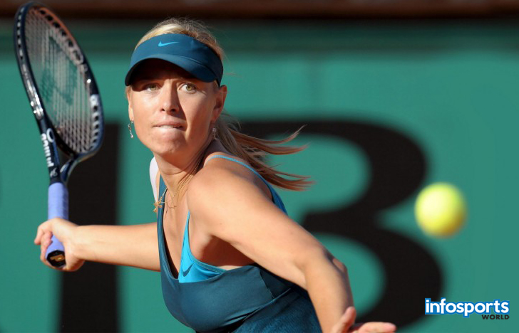 Maria Sharapova Latest HD Wallpapers 2016