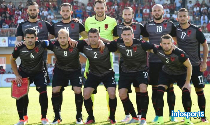 Albania Team Squad for European Championships Euro 2016