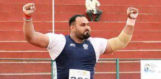 Inderjeet-Singh-shot-put-champion