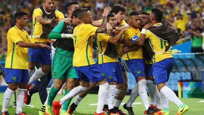 Brazil-Beat-Geermany-Olympic-2016
