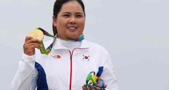 Inbee-Park-South-Korea-Women-Golf-gold