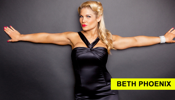Beth Phoenix Wreslter