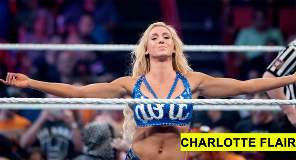 Charlotte Flair Wrestler