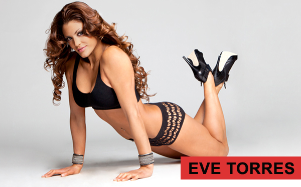 Eve Torres Wrestler