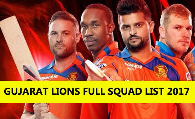 Gujarat-Lions-Team-Squad-2017
