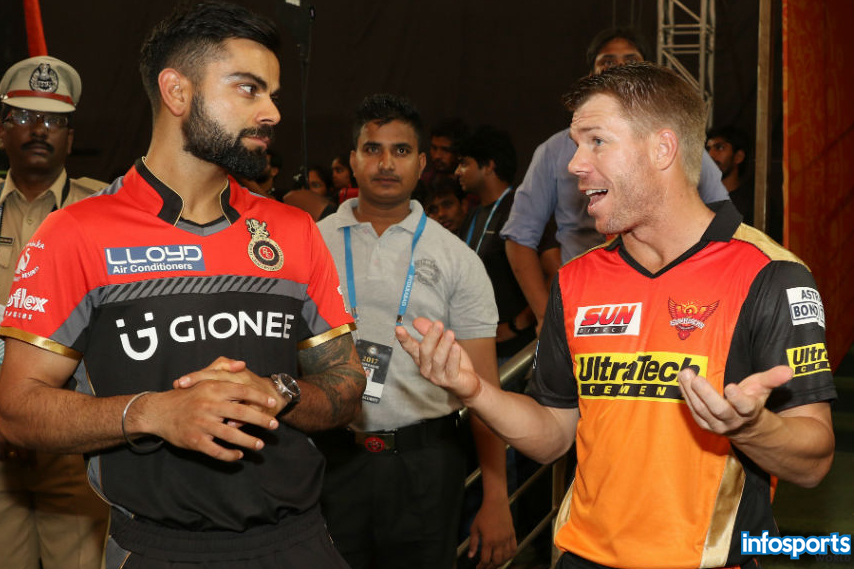 Sunrisers Hyderabad v Royal Challengers Bangalore Photos 1