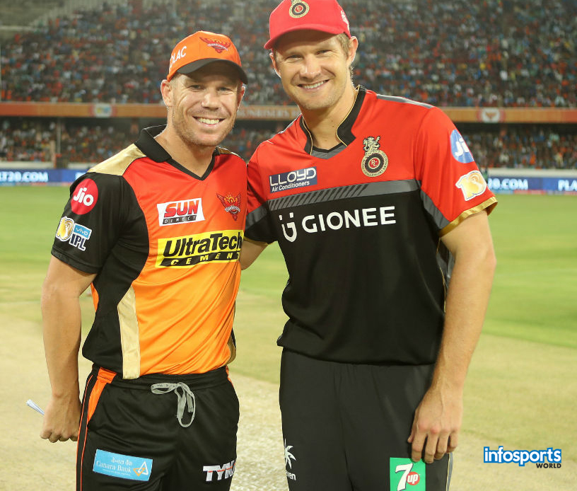 Sunrisers Hyderabad v Royal Challengers Bangalore Photos 11