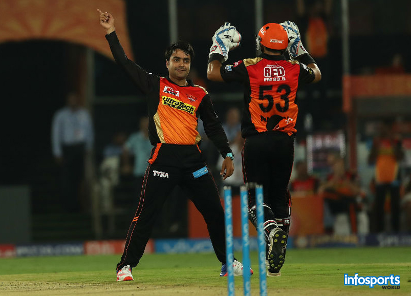 Sunrisers Hyderabad v Royal Challengers Bangalore Photos 12