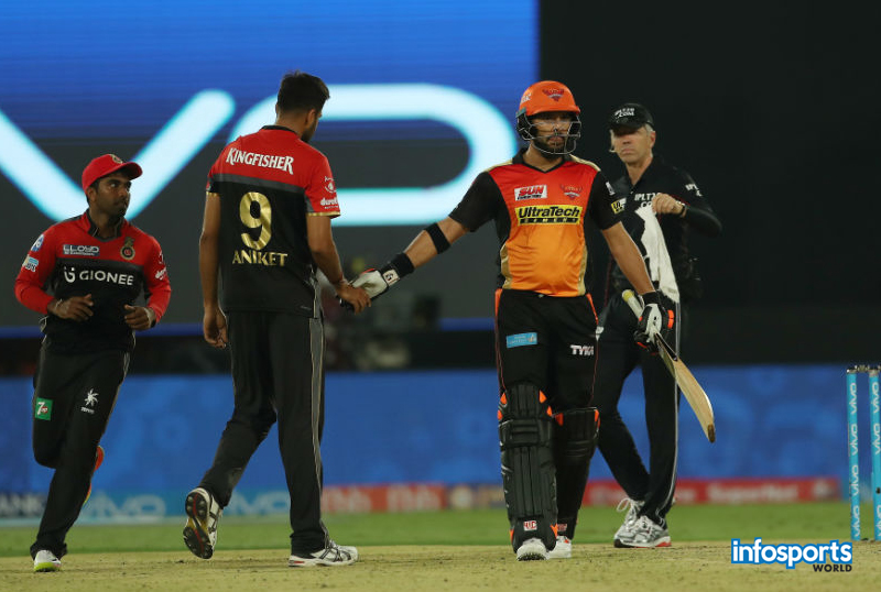 Sunrisers Hyderabad v Royal Challengers Bangalore Photos 6