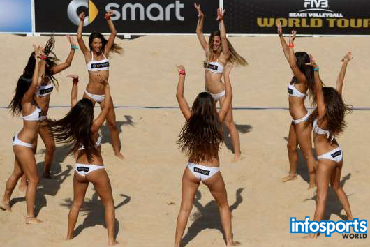 FIVB Smart Grand Slam Cheer leaders