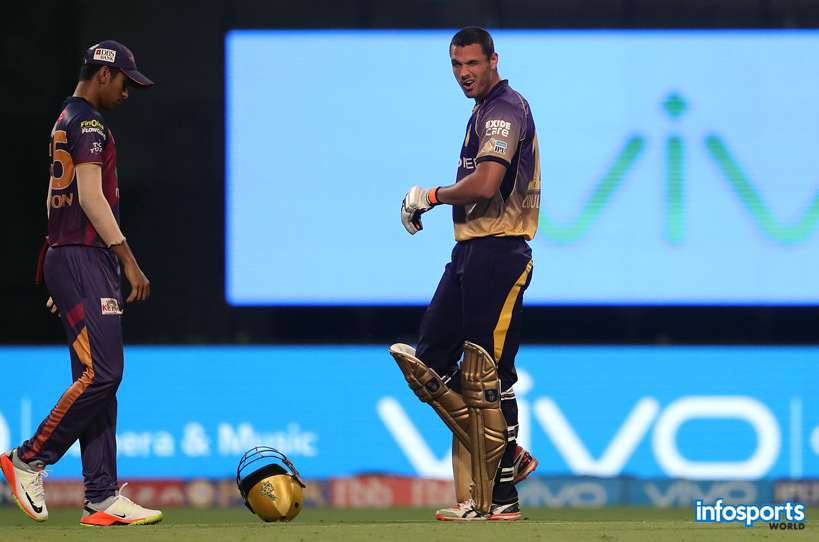 IPL 2017-Kolkata Knight Riders v Rising Pune Supergiant Photos 3