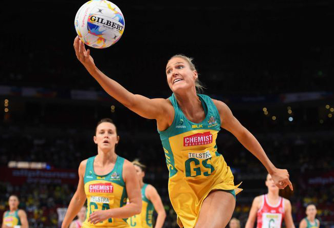 Netball-Top 10 Most Popular Sports in Australian Country