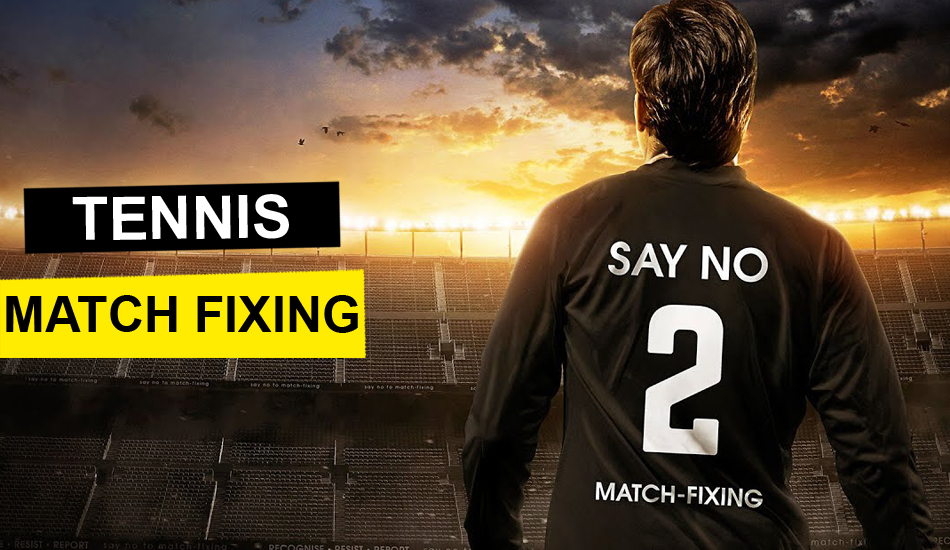 Tennis Match Fixing Issue