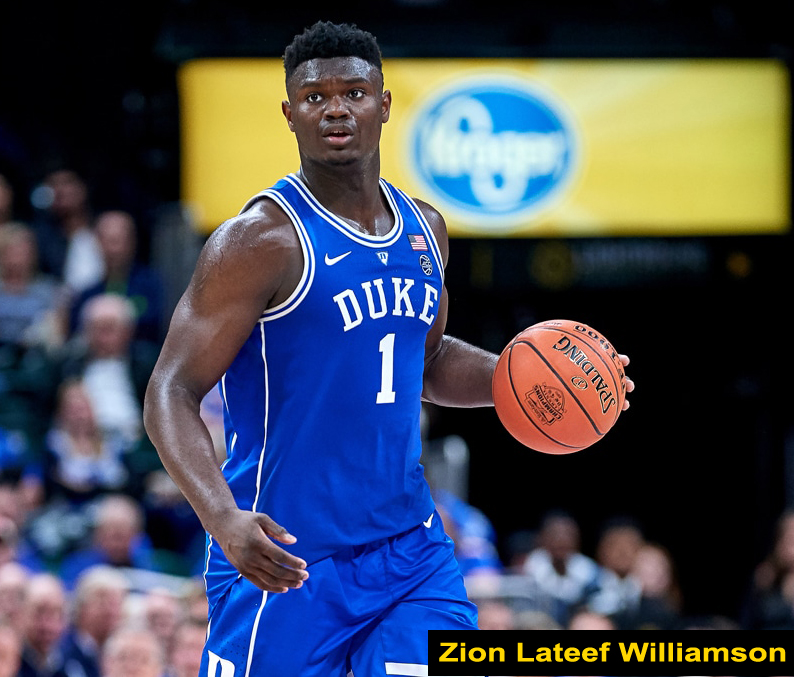Zion Lateef Williamson Bio