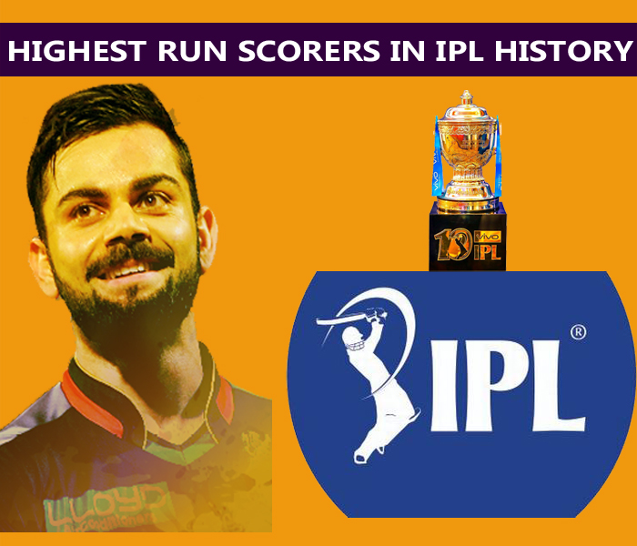 Highest Run Scorer in IPL History
