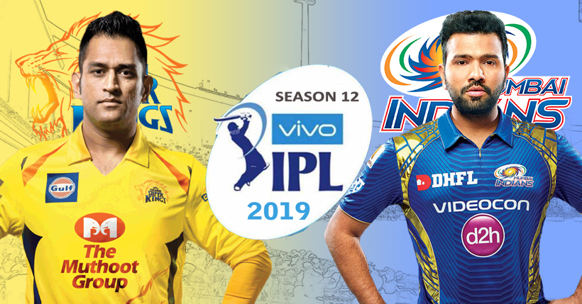 IPL 2019 MI vs CSK 15th Match – Mumbai Indians won by 37 runs