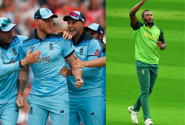 England vs South Africa, ICC Cricket World Cup 2019 - Match 1 Photos