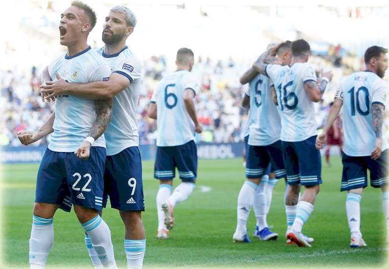 Copa America 2019 : Argentina beats Venezuela and Confirmed Semi-final battle with Brazil