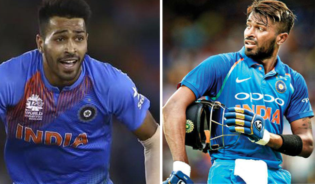 Hardik Pandya Cricket Player Profile,Career Stats and Gallery