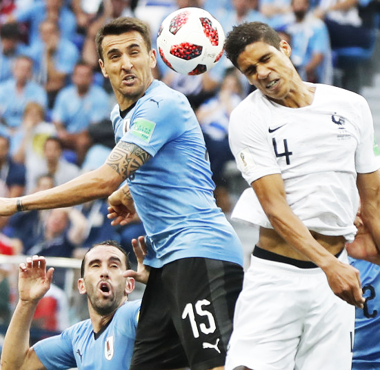 Uruguay Midfielder Star Matias Vecino Got injured and out of Copa America 2019