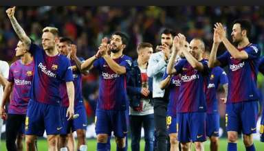 Barcelonas Full Fixtures for La Liga