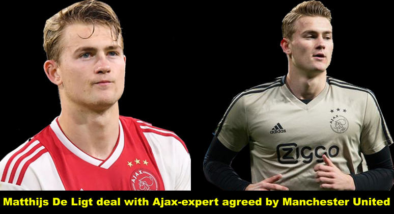 Matthijs De Ligt deal with Ajax-expert agreed by Manchester United