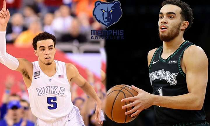 Tyus Jones will be an associate of the grizzlies
