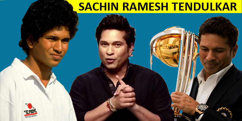 Sachin Tendulkar Cricket Player Profile,Career Stats and Gallery