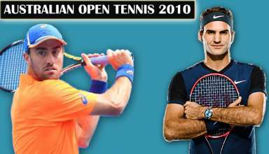 Australian Open Tennis : Roger Federer Cruial win with Steve Johnson in the Second Round