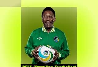 Pele Retired Footballer feel depressed and reclusive Because of health issues, Said Edinho
