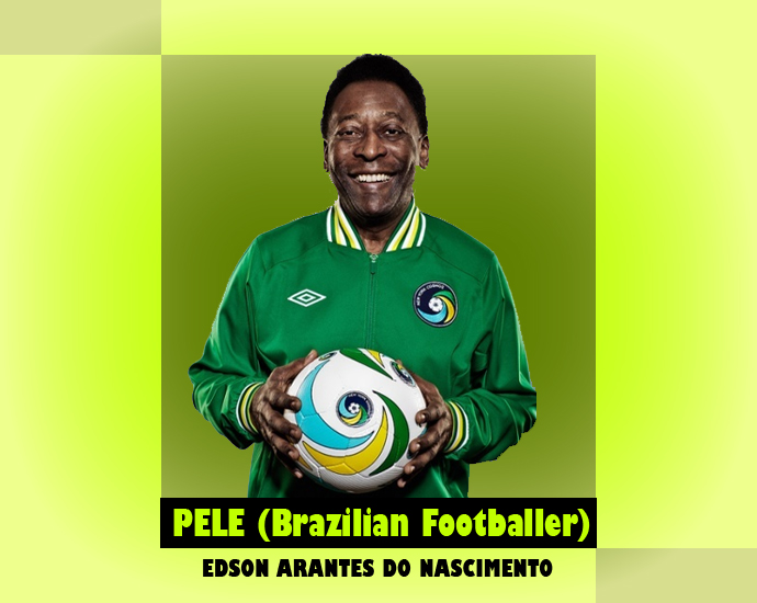 Pele Retired Footballer feel depressed and reclusive Because of health issues, Said Edinho