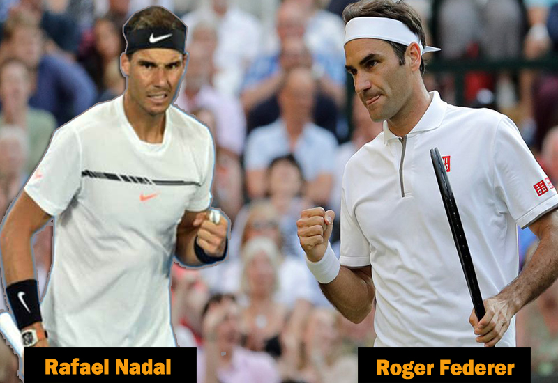 Roger Federer beaten Rafael Nadal in Exhibition Match Cape Town,South Africa