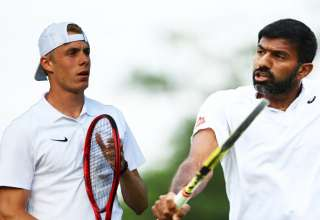 Rohan Bopanna Combined with Denis Shapovalov Entered in the Rotterdam Open quarterfinals
