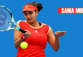 Sania Mirza and French Caroline Garcia Reached Pre-Quarterfinals of Dubai Open