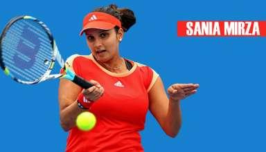 Sania Mirza and French Caroline Garcia Reached Pre-Quarterfinals of Dubai Open