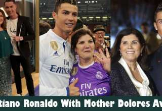 Cristiano Ronaldo's Mother Dolores Aveiro Admitted Hospital Due to Stroke attack