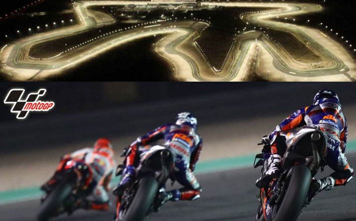 MotoGP Race in Qatar has Cancels Due to Corona virus Travel Restrictions