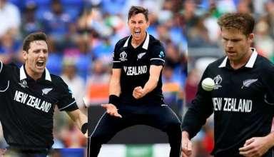 New Zealand Cricket Call back Trent Boult, Matt Henry and Lockie Ferguson for the Australian ODI Squad