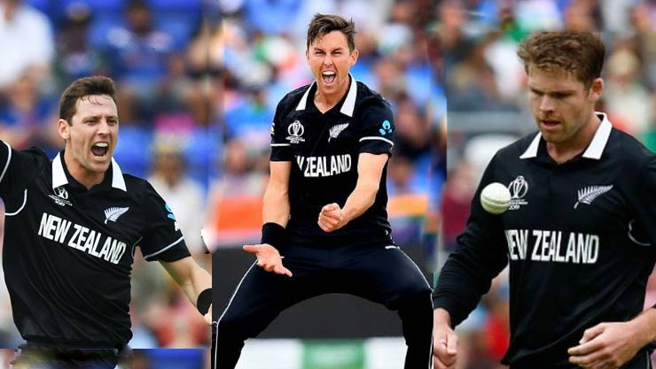 New Zealand Cricket Call back Trent Boult, Matt Henry and Lockie Ferguson for the Australian ODI Squad