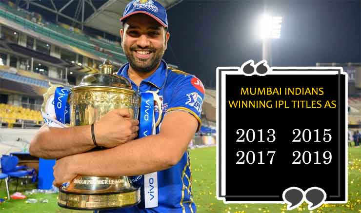 Rohit Sharma is the Successful IPL Captain Forever, Gautam Gambhir Reports