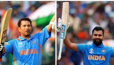 Rohit Sharma is Top Opening Batsman than Sachin Tendulkar-Said Simon Doull