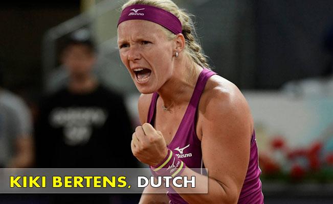 KIKI-BERTENS---Dutch Tennis Player